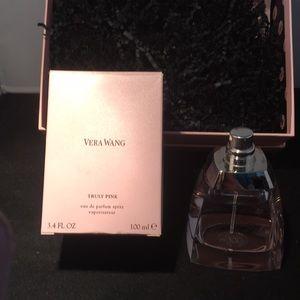 Vera Wang Truly Pink 3.4 FL. OZ